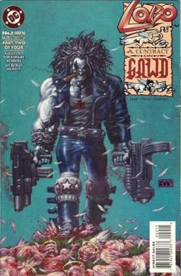 Lobo: A Contract on Gawd (Comic Book) #2