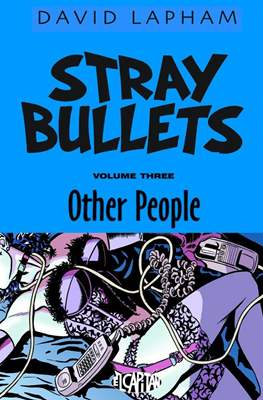 Stray Bullets (Softcover) #3