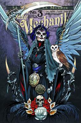 Lady Mechanika: La Dama de la Muerte (Comic Book) #3