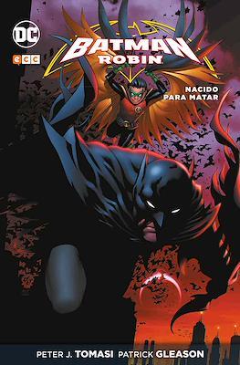 Batman y Robin de Peter Tomasi y Patrick Gleason (Cartoné 192 pp) #1