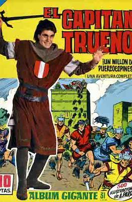 El Capitán Trueno. Album gigante (Grapa 32 pp) #31