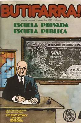 Butifarra (2ª época) (Grapa) #11