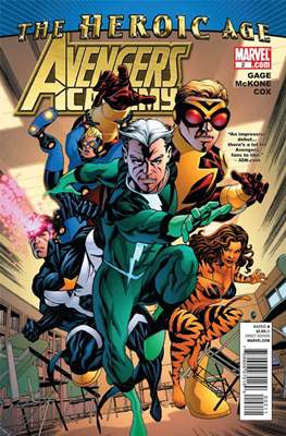 Avengers Academy (2010-2013) (Comic-Book) #2