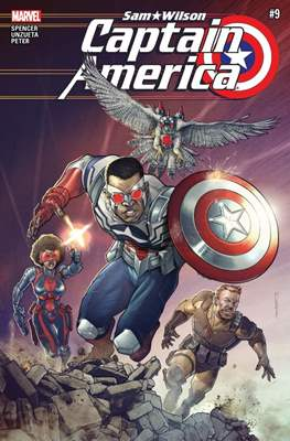 Captain America: Sam Wilson #9