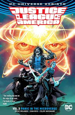 Justice League of America (2017-) (Softcover) #3