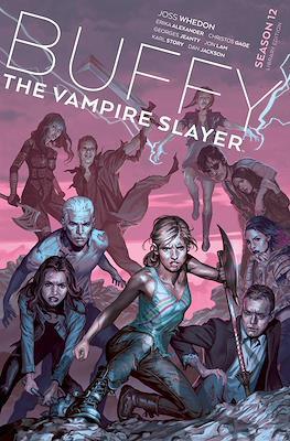 Buffy the Vampire Slayer: Season 12 Library Edition