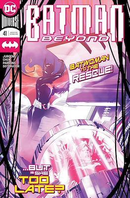 Batman Beyond (Vol. 6 2016-...) #41