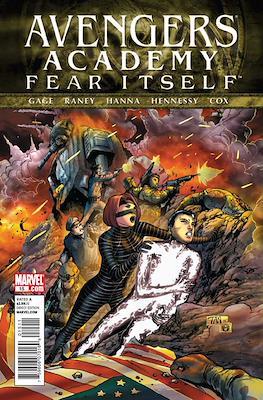 Avengers Academy (2010-2013) #15
