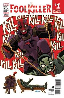 Foolkiller Vol. 3 (2017-2017) (Comic Book) #1