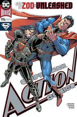 Action Comics Vol. 1 (1938-2011; 2016-) (Comic Book) #996