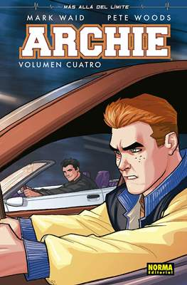 Archie de Mark Waid (Cartoné 124 pp) #4