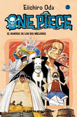 One Piece (Rústica con sobrecubierta) #25