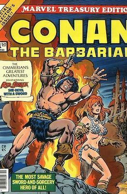 "Marvel Treasury Edition (Formato tabloide 10"" x 14"") #15"