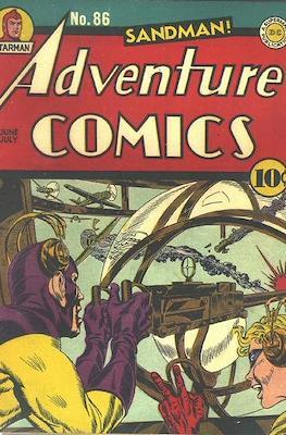 New Comics / New Adventure Comics / Adventure Comics (1935-1983; 2009-2011) (Saddle-Stitched) #86