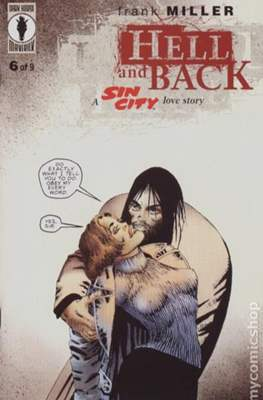 Sin City: Hell and Back (Comic Book) #6