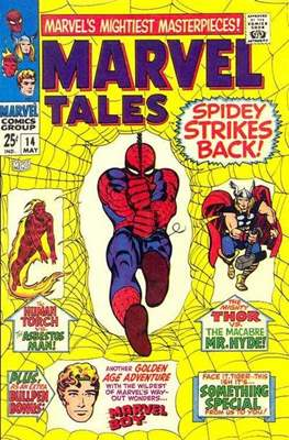 Marvel Tales (Comic Book) #14