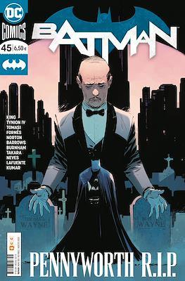 Batman: Nuevo Universo DC / Renacimiento (Grapa) #100/45