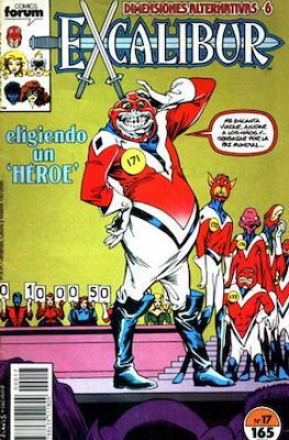 Excalibur Vol. 1 (1989-1995) (Grapa) #17