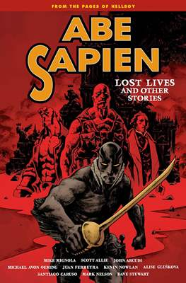 Abe Sapien (Softcover) #9