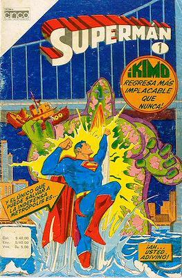 Supermán #1