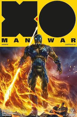 X-O Manowar (2017-) (Grapa) #20