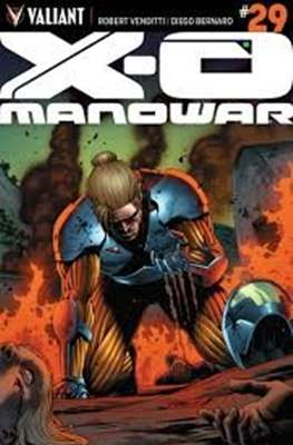 X-O Manowar (2012) (Comic-Book) #29