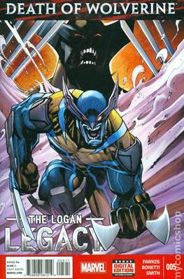 Death of Wolverine: The Logan Legacy (Comic-Book) #5