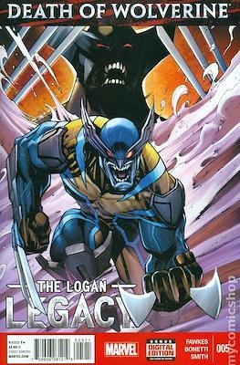 Death of Wolverine: The Logan Legacy #5