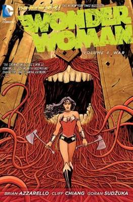 Wonder Woman New 52 Vol. 4 (2011-) (Softcover) #4