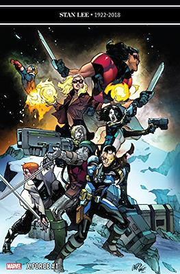 X-Force Vol. 5 (2018- ) (Comic Book) #1