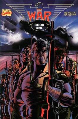 The War (Comic Book) #1