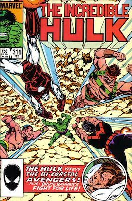 The Incredible Hulk Vol. 1 (1962-1999) (Comic Book) #316