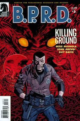 B.P.R.D. (Comic Book) #36