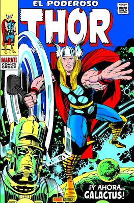 El Poderoso Thor. Marvel Gold (Omnigold) (Cartoné.) #4