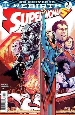 Superwoman (2016-2018) #1