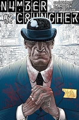 Numbercruncher (Comic Book) #2