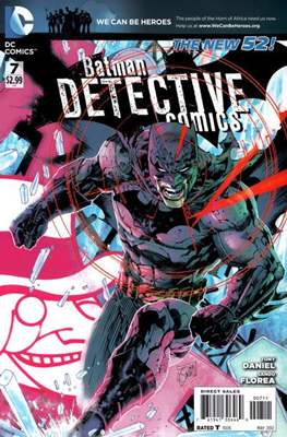Detective Comics Vol. 2 (2011-2016) (Comic-Book) #7