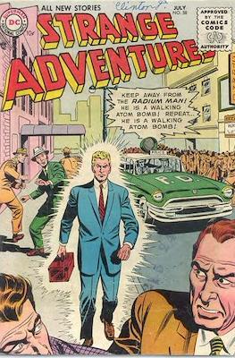 Strange Adventures (Comic Book) #58