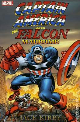 Captain America and The Falcon (Softcover) #3