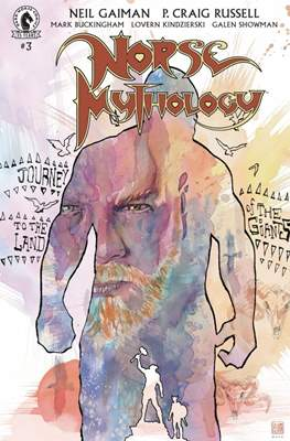 Norse Mythology II (Variant Cover) #3