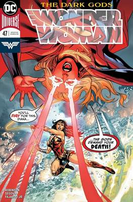 Wonder Woman Vol. 5 (2016-) (Comic book) #47
