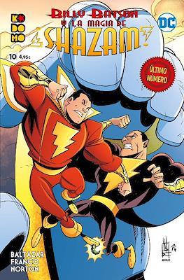 Billy Batson y la magia de ¡Shazam! #10