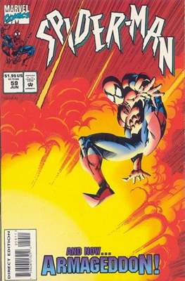 Spider-Man (Vol. 1 1990-2000) (Comic Book) #59
