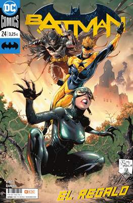 Batman: Nuevo Universo DC / Renacimiento #79/24