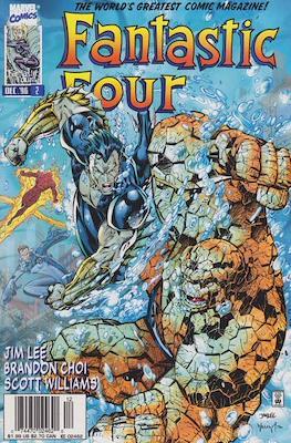 Fantastic Four Vol. 2 (Comic Book) #2