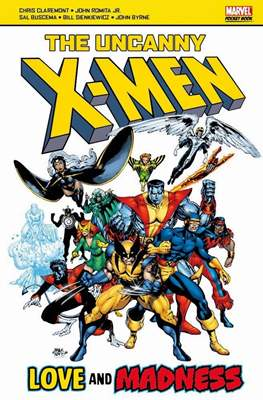 The Uncanny X-Men - Marvel Pocketbook (Softcover) #12