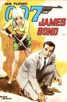 007 James Bond (Grapa) #13
