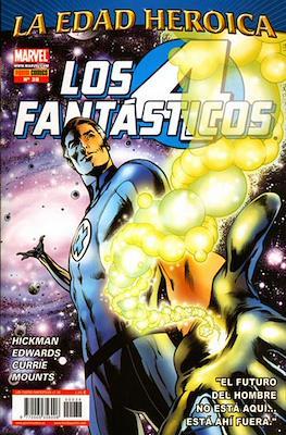 Los 4 Fantásticos / Los Cuatro Fantásticos Vol. 7 (2008-) #38