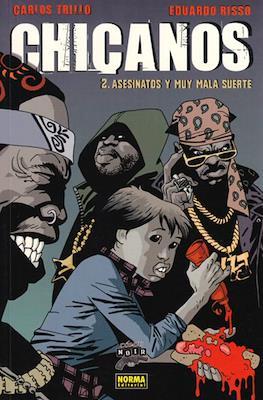 Colección Cómic Noir (Rústica) #12