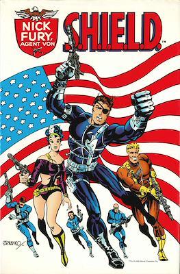 Nick Fury agent von S.H.I.E.L.D.
